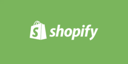 Shopify Logo. Marketing y comunicación