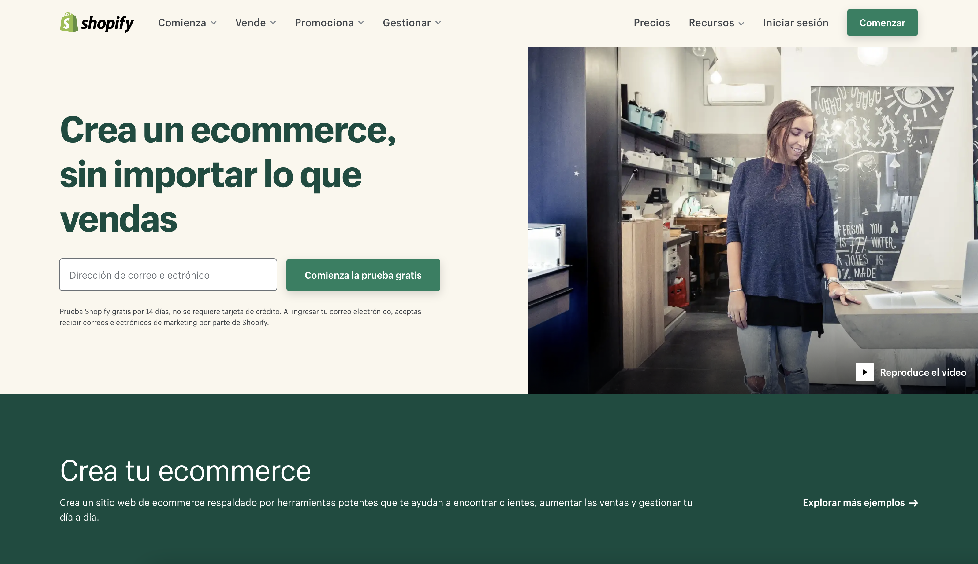 TikTok se alia con Shopify marketing digital noticias